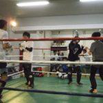 キックボクシング・クラス